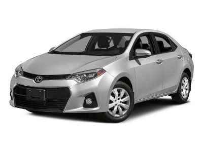 2015 Toyota Corolla L (Not Given)