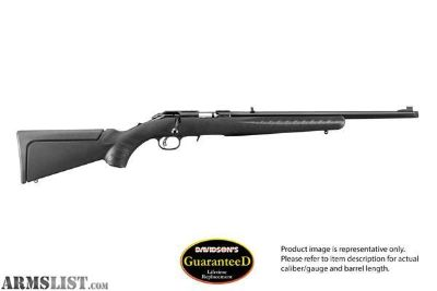 For Sale: Ruger American Rifle 22LR Threaded Barrel - New In Box - Ruger:8305