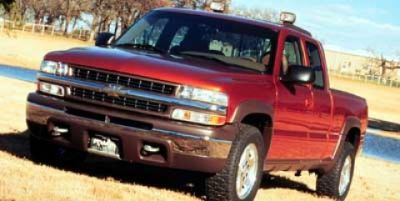 1999 Chevrolet Silverado 1500 Base (Summit White)