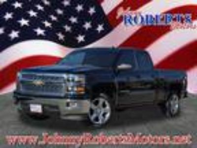 2014 Chevrolet Silverado 1500 Black, 56K miles