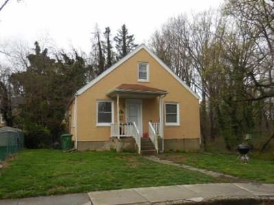 4 Bed 1 Bath Foreclosure Property in Baltimore, MD 21214 - Herring Run Dr