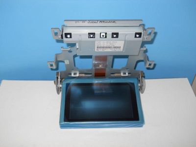 Purchase 2007 2009 Nissan Pathfinder Rear Entertainment Monitor Display 28090 ZS01A motorcycle in Booneville, Mississippi, US, for US $199.95