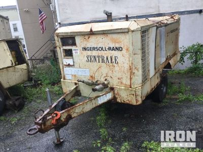 Ingersoll-Rand 375 Air Compressor