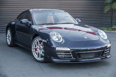2009 Porsche 911 Turbo (Midnight Blue Metallic)