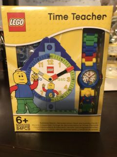 New in package-Lego watch
