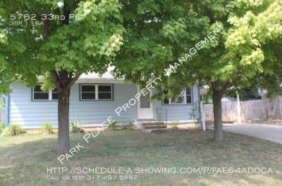 Single-family home Rental - 5762 33rd Pl