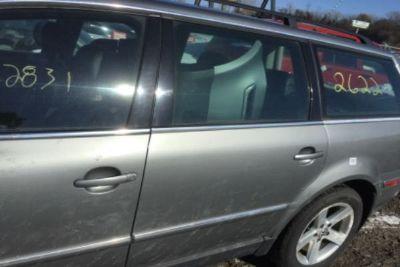 2004 Volkswagen Passat Wagon
