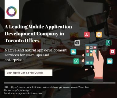 Hire Top Toronto Mobile App Developers