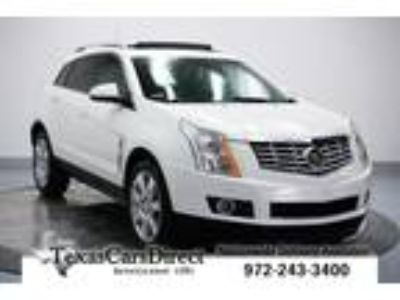 2012 Cadillac SRX Performance