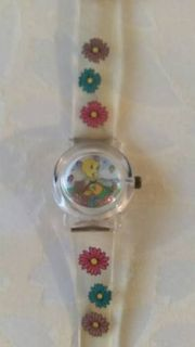 Vintage Armitron water resistant Tweety Bird watch