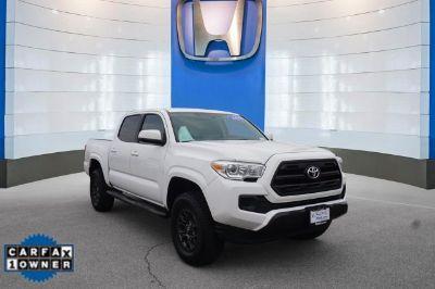 2016 Toyota Tacoma SR (Super White)