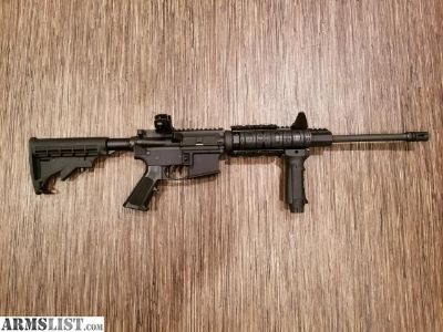 For Sale: AR15 .223/5.56 backup ironsights