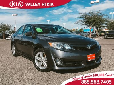 2013 Toyota Camry L (Magnetic Gray)