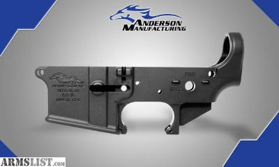 For Sale: AR-15 Lower - NEW