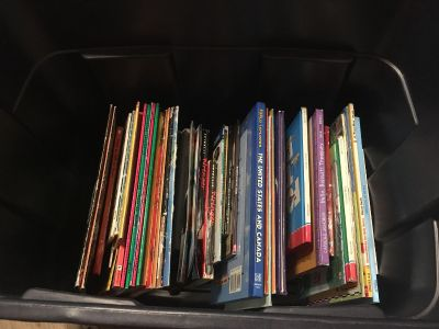 Box Kids Books - Swap Only