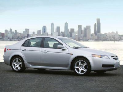 2004 Acura TL 3.2 (Satin Silver Metallic)