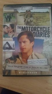The Motorcycle diaries based on a true story dvd