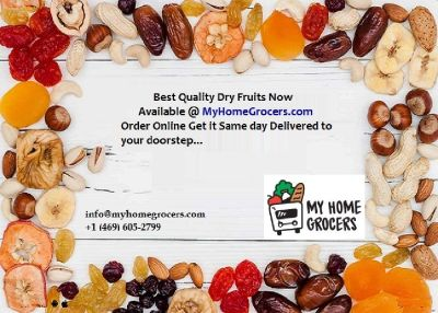 Buy Dry Fruits Online in Texas same day delivery