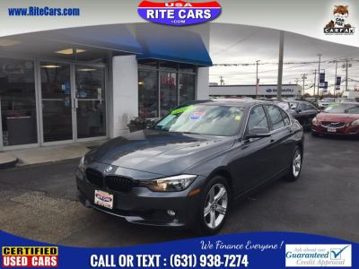 2015 BMW 3-Series 4dr Sdn 328i xDrive AWD SULEV (Mineral Gray Metallic)