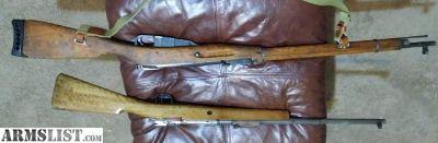 For Sale/Trade: Mauser / mosin