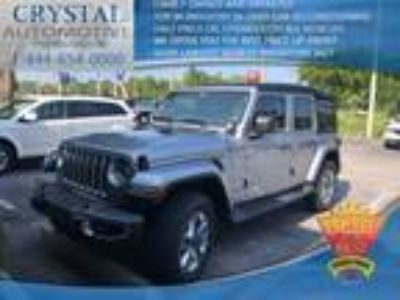 Used 2018 Jeep Wrangler Unlimited Sting-Gray Clearcoat, 23.1K miles