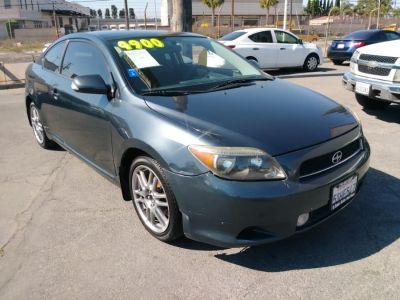 2006 Scion tC Base (Gray)