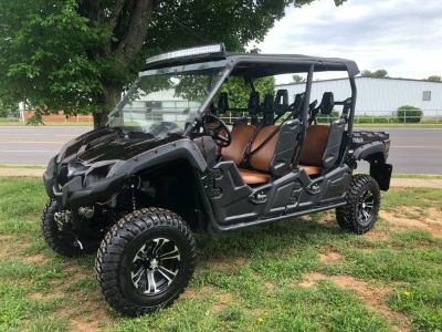 2016 Yamaha VIKING VI EPS RANCH EDITION