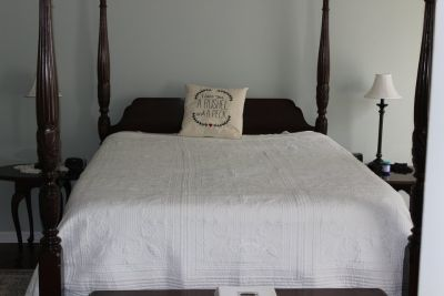 Ethan Allen Queen Bed and Dresser