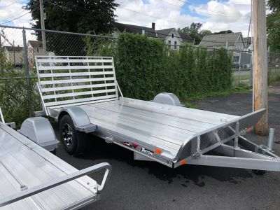 2018 Triton Trailers AUT1282 Utility Trailers Herkimer, NY