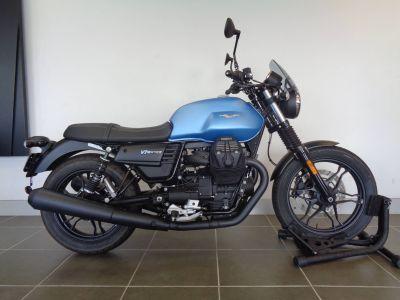 2017 Moto Guzzi V7 III Stone Standard/Naked Motorcycles Houston, TX