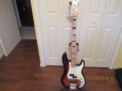 Fender PJ Bass Special