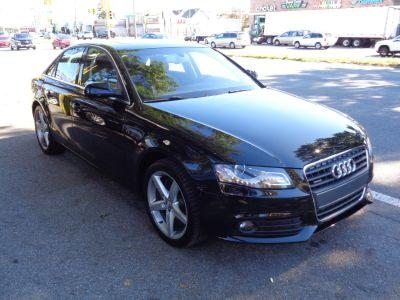 2011 Audi A4 2.0T quattro Premium Plus (Brilliant Black)