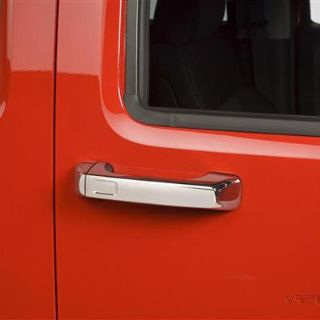 Find Putco 400028 Chrome Door Handle Covers Hummer H3 H3T 2005-2010 4pc motorcycle in Suitland, Maryland, US, for US $119.88