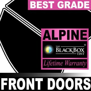 Find Alpine PreCut Window Tint For Nissan Maxima 2011 Front Doors-20% motorcycle in Saint Cloud, Minnesota, United States, for US $33.56
