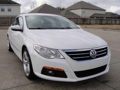 2011 Volkswagen CC 4dr Sdn Lux