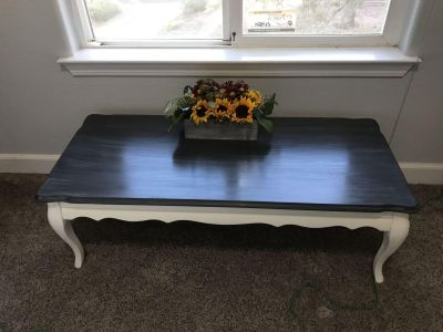 Beautiful up cycled Coffee Table
