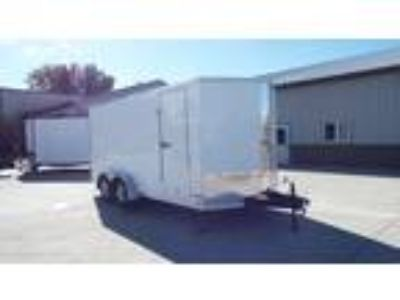 2019 Cross Trailers 7'x16' Enclosed Trailer