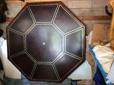 Antique wooden Dining & Poker table