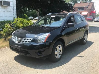 2015 Nissan Rogue Select S AWD 4dr Crossover (Super Black)
