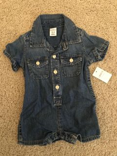 Baby Gap Denim Outfit