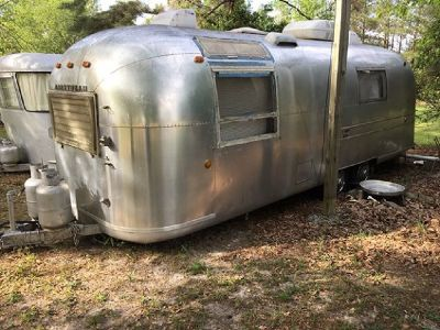 By Owner! 1967 26 ft. Airstream Overlander