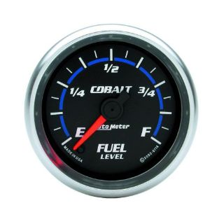 Buy Auto Meter 6114 Cobalt; Electric Programmable Fuel Level Gauge motorcycle in Rigby, Idaho, United States, for US $142.95