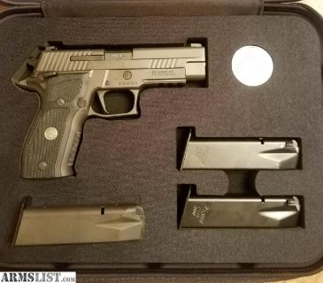 For Trade: Sig Sauer p226 Legion SAO 9mm