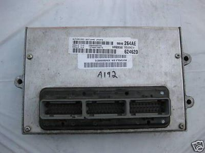 Buy 2001 Dodge RAM 1500 *56040264AE* ECM ECU motorcycle in San Fernando, California, US, for US $119.00
