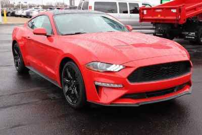 2019 Ford Mustang (Race Red)