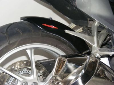 Purchase Honda VFR1200 VFR1200X 2010 2016 Rear Tire Hugger Carbon Look - MADE IN UK motorcycle in Ann Arbor, Michigan, United States, for US $159.95