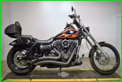 2012 Harley-Davidson Dyna Wide Glide Cruiser Motorcycles Wauconda, IL