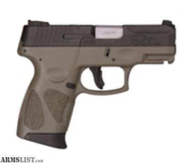 For Sale: As new in box Taurus G2C 9mm