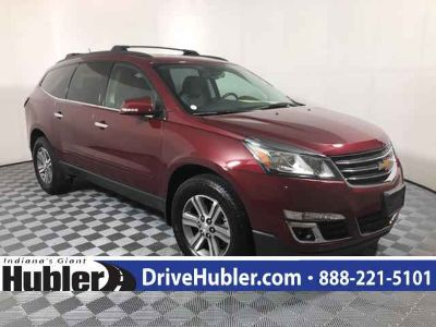 Used 2016 Chevrolet Traverse FWD 4dr