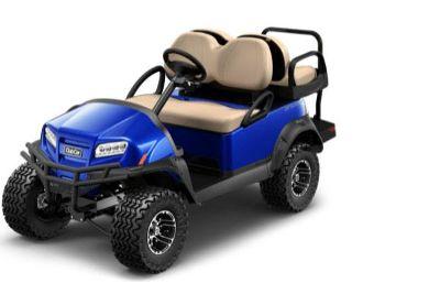 2018 Club Car Onward Lifted 4 Passenger Electric Golf Golf Carts Brazoria, TX